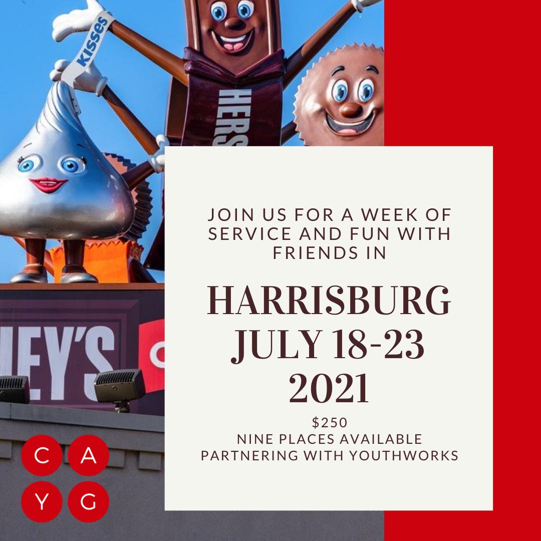 Harrisburg 2021