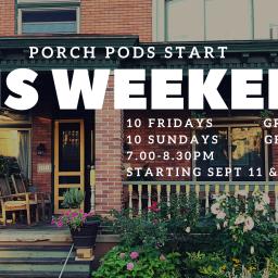 This weekend!