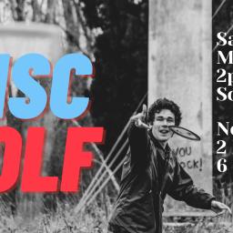 Disc Golf This Saturday!