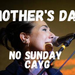 No Sunday CAYG