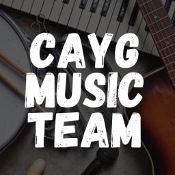 CAYG Music Team