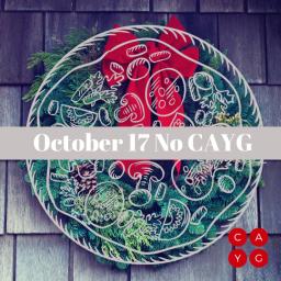 Oct 17th Wreath/Pizza